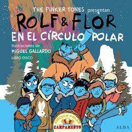 Libro-disco 'Rolf & Flor en el círculo polar'