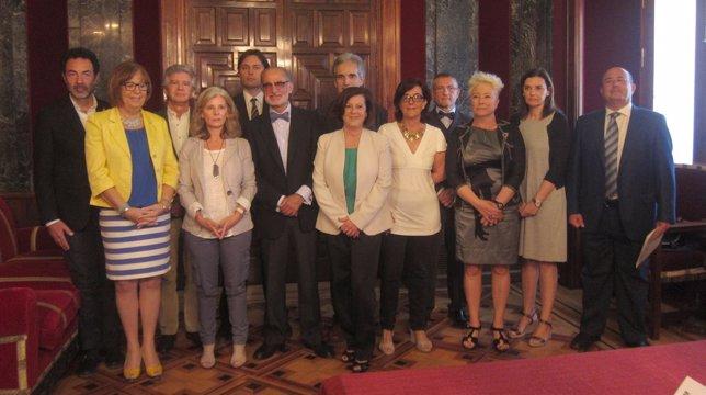 Reunión del Comité de Bioética de Andalucía