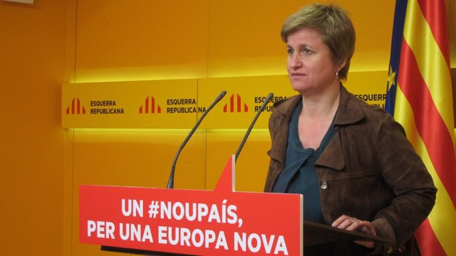 Anna Simó, ERC (Archivo)