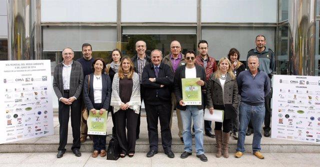 Presentación de los actos del Día del Medio Ambiente en el Gobierno