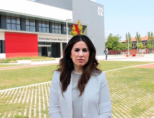 Imelda Rodríguez, nueva rectora de la UEMC
