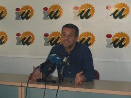 Castro (IULV-CA) reclama una consulta popular sobre el modelo de Jefatura del Estado