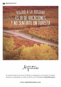 Campaña de promoción de La Rioja