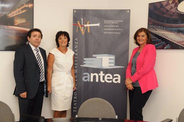 El servicio de prevención Antea se une a patrocinadores del Maestranza
