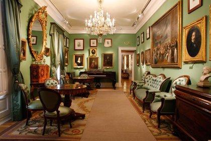 Museos en casas y palacios románticos