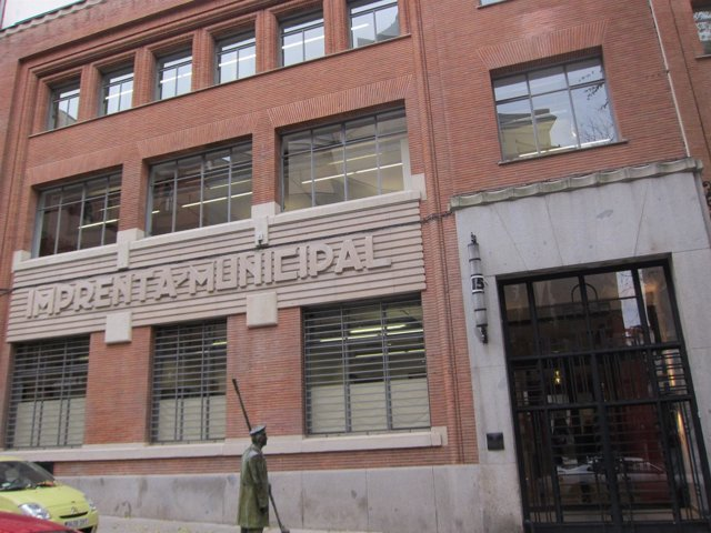 Imprenta Municipal De Madrid