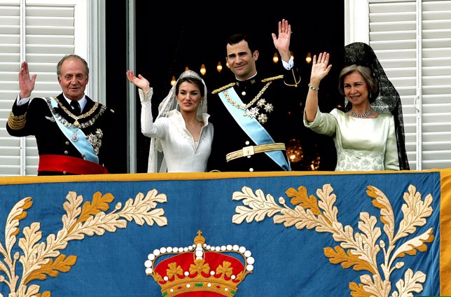 Boda del Príncipe Felipe