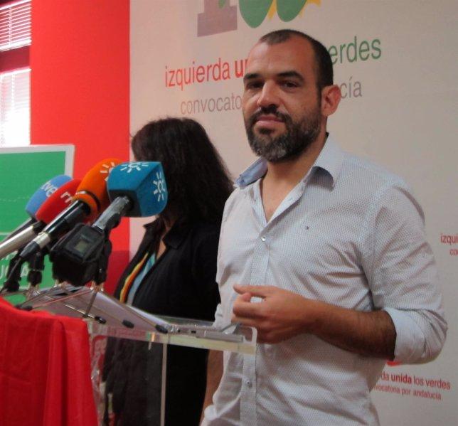 José Manuel Mariscal, hoy ante los medios