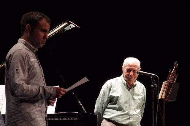 Antonio Carvajal en recital sobre Lorca