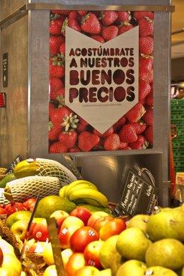 El Corte Inglés Buenos Precios alimentación