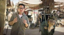 Star Wars: Avalancha de fotos desde el set de rodaje
