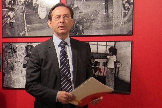 Gonzalo Robles en Salamanca,