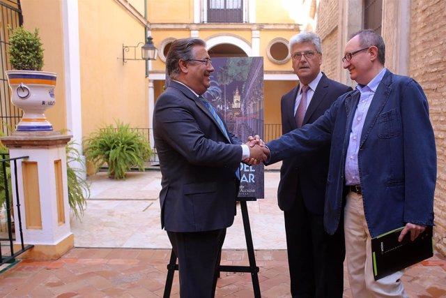 Presentación de la XV edición de las 'Noches'.