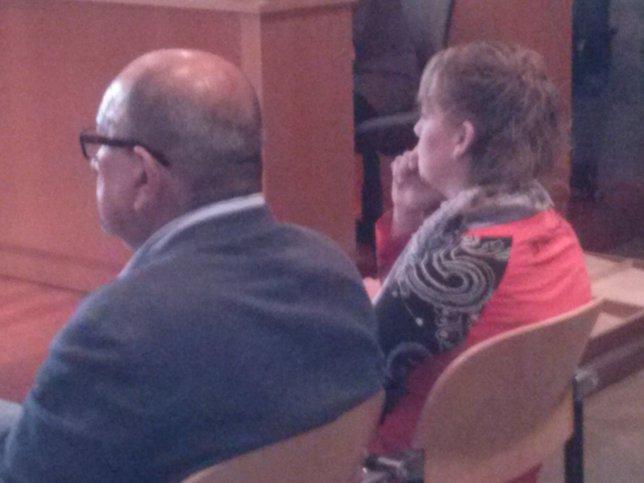 Ex alcalde de Cudillero y ex concejala en inicio del juicio