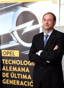Carlos Iglesias, nuevo director de Personal de General Motors España