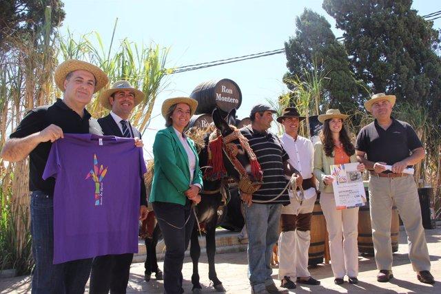 Presentación Festival Ron Montero