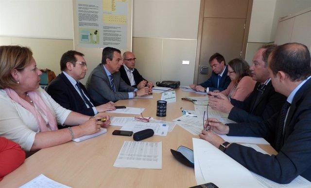 Comisión convenio Aragón