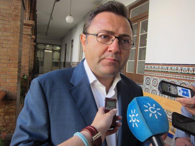 Miguel Ángel Heredia Secretario general PSOE Malaga