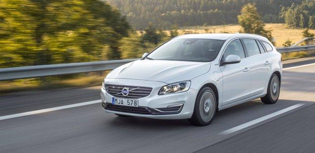 Volvo V60 Plugin Hybrid diésel