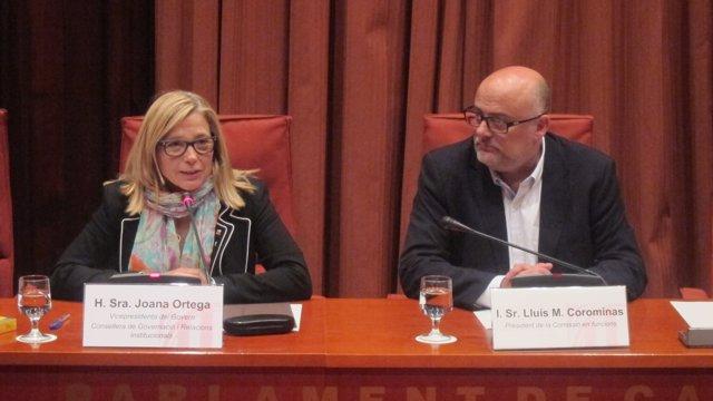 La vicepta. J.Ortega y Ll.Corominas