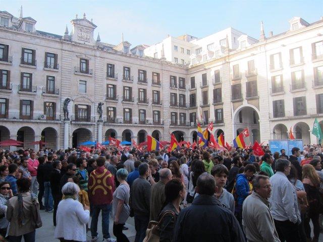Concentración en Santander