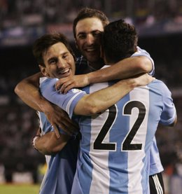 Messi e Higuaín