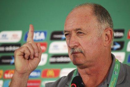 """Scolari: """"Brasil tiene que jugar siempre como si fuese el último partido"""""""