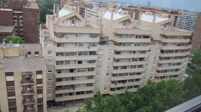 Edificio, viviendas