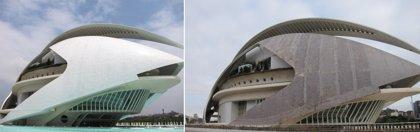 La Generalitat asegura que ha cumplido con lo que marca el manual de mantenimiento de la cubierta del Palau de les Arts