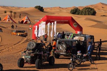 El VIII Raid 'Sin Fronteras Challenge' abre el plazo de inscripción a equipos