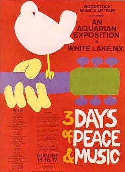 El organizador de Woodstock planea celebrar el 50 aniversario del festival