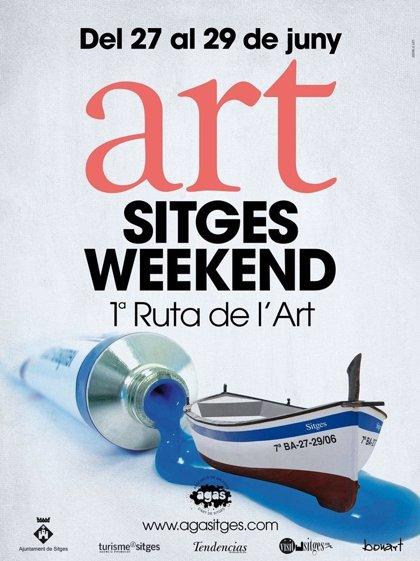 Siete galerías de Sitges promocionan la cultura con una ruta artística
