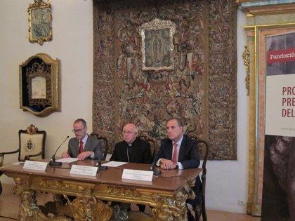 La Fundación Barrié prevé acabar la restauración del Pórtico en 2017