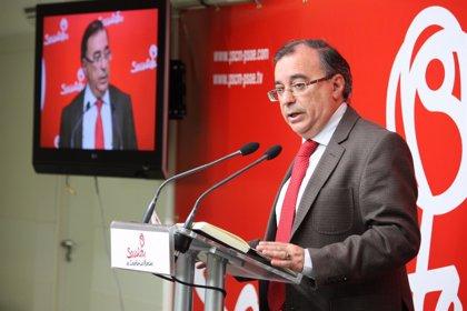"""PSOE pide unas listas de espera """"razonables"""""""