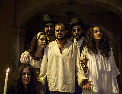Almendralejo inicia la Noche de las Ánimas con una visita teatralizada