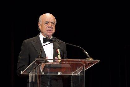 Economía.- González (BBVA) recibe la medalla de oro de 'Americas Society' por contribuir al desarrollo de América