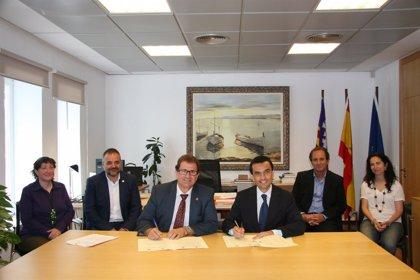 El Govern y la UIB colaboran en la prevención de riesgos laborales en el sector de mantenimiento de embarcaciones
