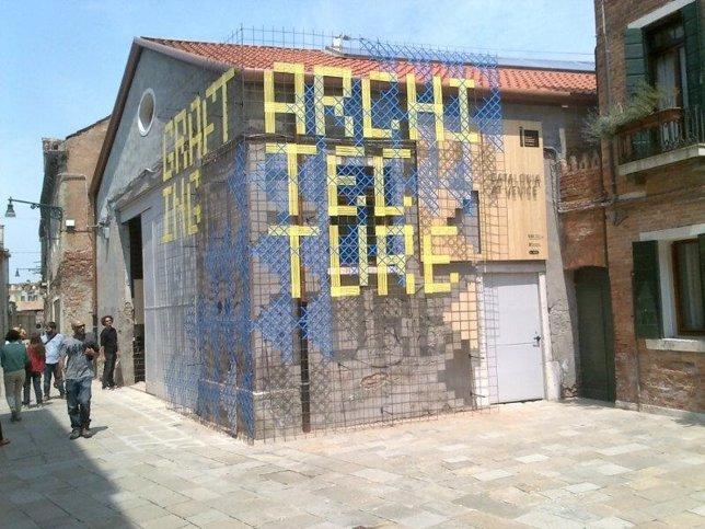 Catalunya desembarca en la Bienal de Arquitectura de Venecia
