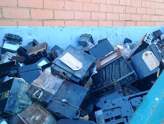 Gestión de residuos de Endesa