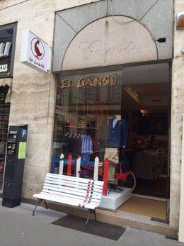 El Ganso en Milán