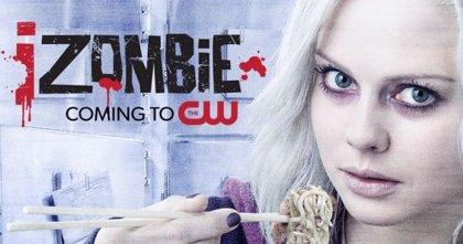 Una zombie, un forense y un policía en el nuevo cartel de iZombie