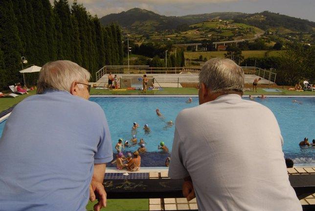 Pensionistas, ancianos, jubilados