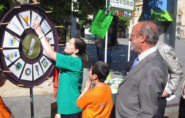 Actividades sobre reciclaje con motivo del Día del Medio Ambiente