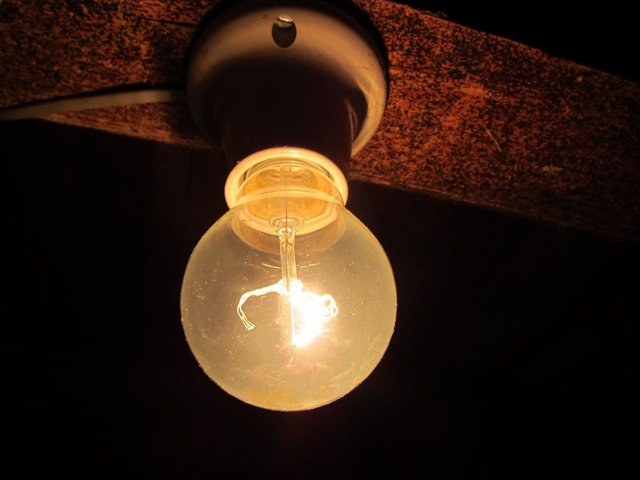 Bombilla, Luz, Electricidad
