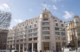 Gecina, Edificio De Los Champs Elysées