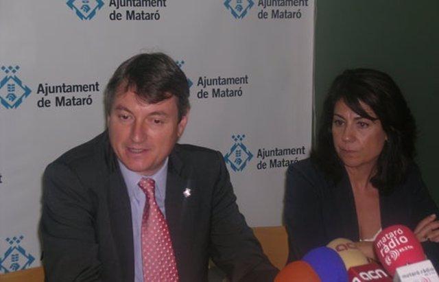 Alcalde De Mataró, Joan Mora