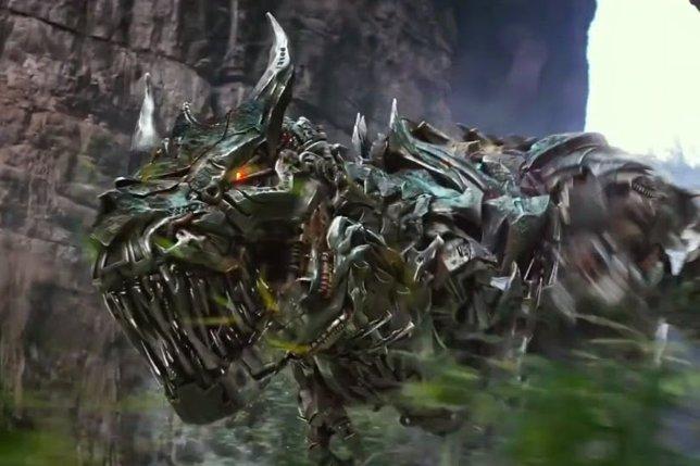 Transformers: La era de la extinción Dinobots