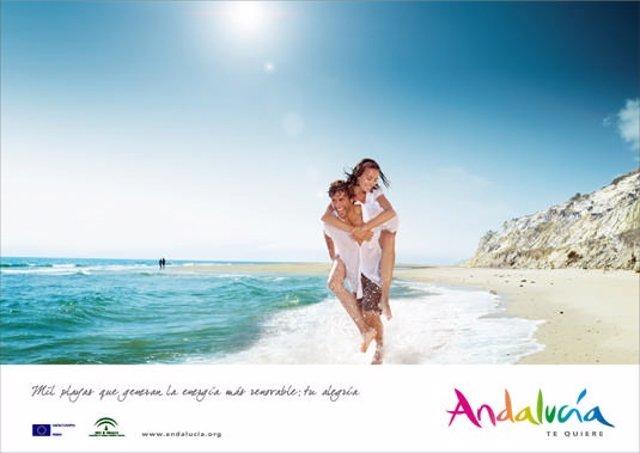 Campaña 2008 Andalucía Te Quiere turismo junta