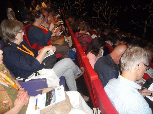 El VIII Congreso Mundial de Cuidados Paliativos se celebra en Lleida