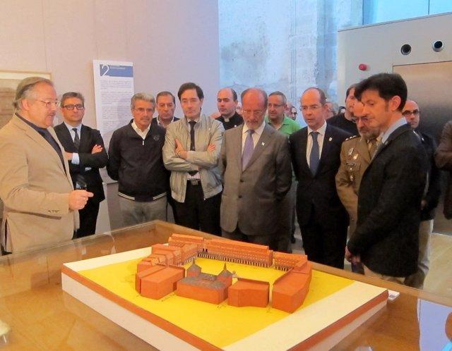 Presentación de la expo 'Valladolid soñada'